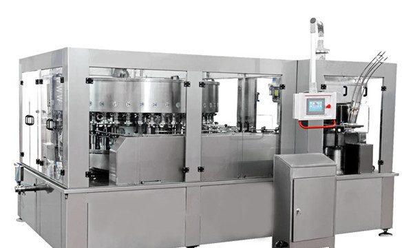 Enerji içeceği için makine dolum alüminyum kutu alkolsüz içecek