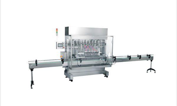 Profesyonel Üretici Otomatik Sıvı Sabun Dolum Makinesi