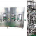 Otomatik Bira Votka Şarap Kadehi Şişesi Dolum Makinesi