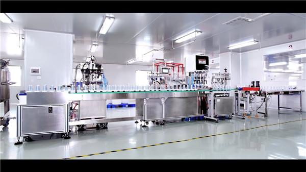 Otomatik Krem Dolum ve Kapatma Makinesi