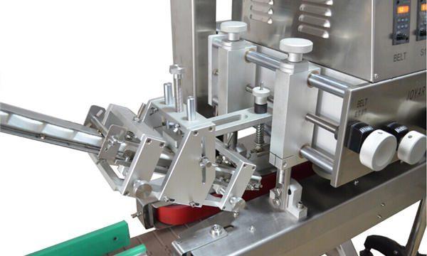 AutomaticLinear Mil Kapaklama Makinesi