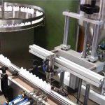 Kimyasal Otomatik Şişe Dolum Kapatma Makinası