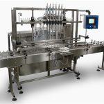 Otomatik Sıvı Sabun Şişesi Dolum Makinesi