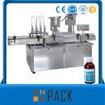 Çin Rekabetçi Fiyat Vakum Sıvı Dolum Makinesi
