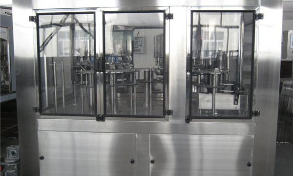 Pnömatik Dolum Makinesi Küçük Sıvı Dolum Makinesi, Yarı Otomatik Dolum Makinesi Fiyat
