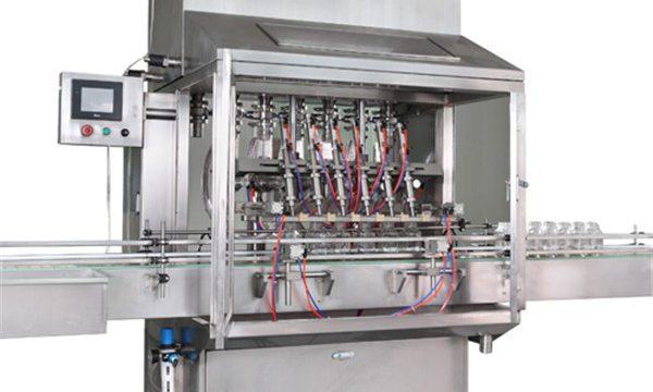 Sina Ekato Kendi Komple Oto Motor Yağı Dolum Üretim Hattı, Yağ Dolum Makinesi