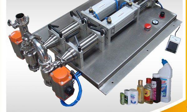 Çin Ürünleri Fiyatları Küçük Şişe Sıvı Dolum Makinesi Tedarikçisi