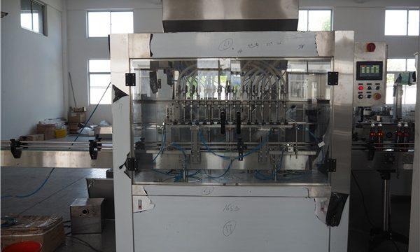 Profesyonel Üretici Otomatik Yağ Dolum Makinesi