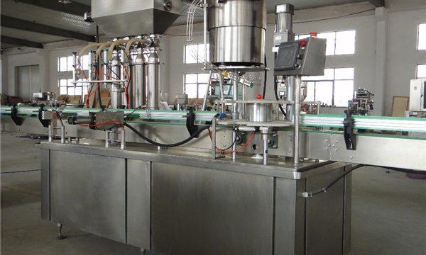 Rekabetçi Üretici High Tech Hindistan Cevizi Yağı Dolum Makinesi