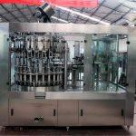 Yağ / Arıtılmış Su İçin Otomatik Paslanmaz Çelik Sıvı Dolum Makinesi