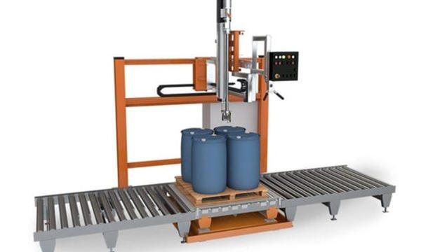 200L Davul Sıvı Dolum Makinesi