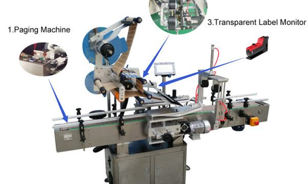 Düşük Fiyat, Yüksek Kaliteli Ampul Etiketleme Makinesi