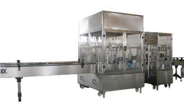 Tam Otomatik Sıvı Sabun Dolum Makinası