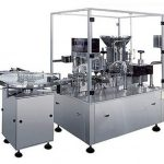 Kuru Toz Enjeksiyon Dolum Makinesi