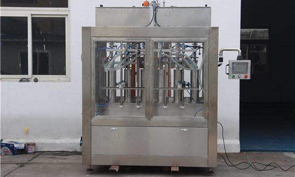 Otomatik Reçel Şişesi Dolum Makinesi