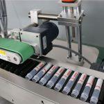 Yatay Otomatik Enjeksiyon Flakon Etiketleme Makinası