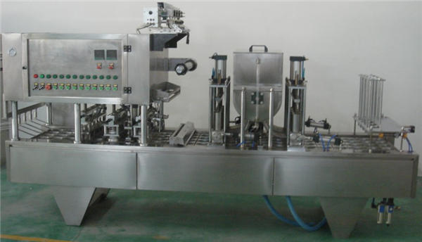 Tam Otomatik Döner Reçel Dolum Makinesi