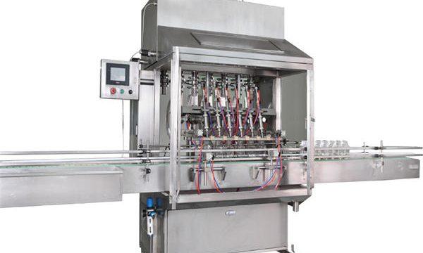 Profesyonel Üretici Otomatik Yabanmersini Reçel Dolum Makinesi