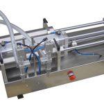 Düşük fiyat Manuel Pistonlu Sıvı Dolum Makinesi