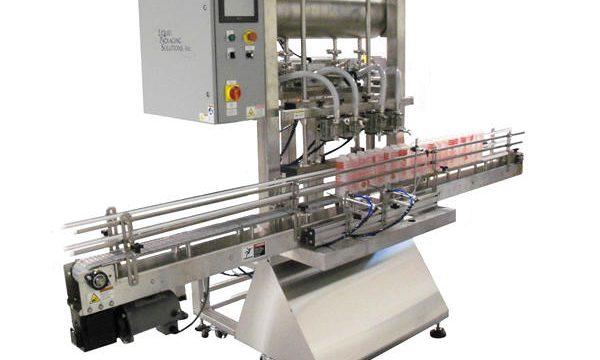 Otomatik Şişe Pistonlu Dolum Makinesi
