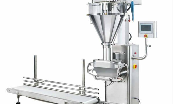 Yarı Otomatik Süt Tozu Dolum Makinesi