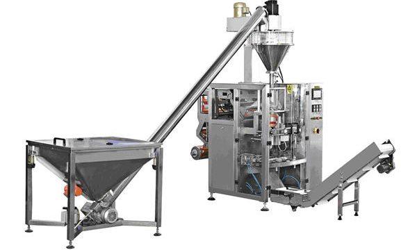 Otomatik Şişe Tipi Spiral Besleme Tozu Dolum Makinesi