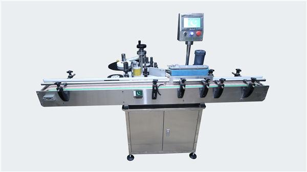 Otomatik Yuvarlak Şişe / Kare Şişe Etiketleme Makinası