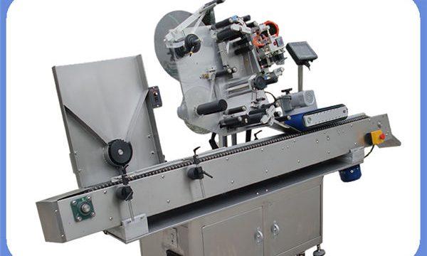 Yuvarlak ve Kare İçin Otomatik Şişe Etiket Etiketleme Makinesi