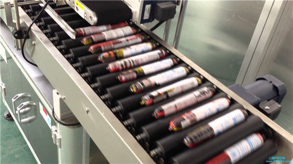Besleyicili Otomatik Sosis Etiketleme Makinesi