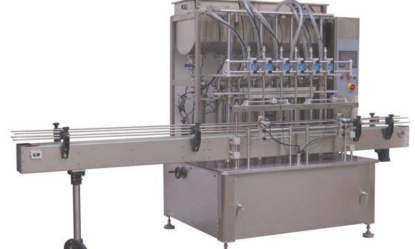 Tam Otomatik Toptan Şampuan Sıvı Piston Dolum Makinesi