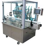 Otomatik Şampuan Vakumlu Sıvı Dolum Makinesi