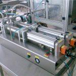 Rekabetçi Fiyat Yarı Otomatik Şampuan Dolum Makinesi