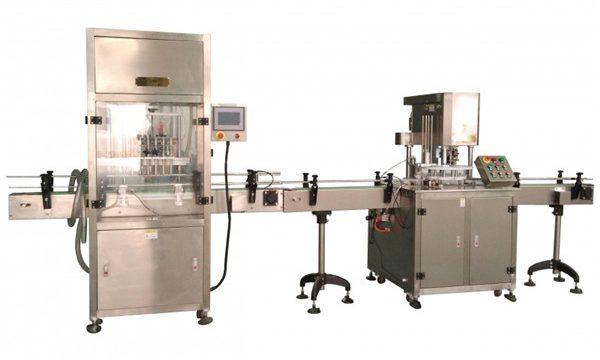 Tam Otomatik Sıvı Dolum Makinesi