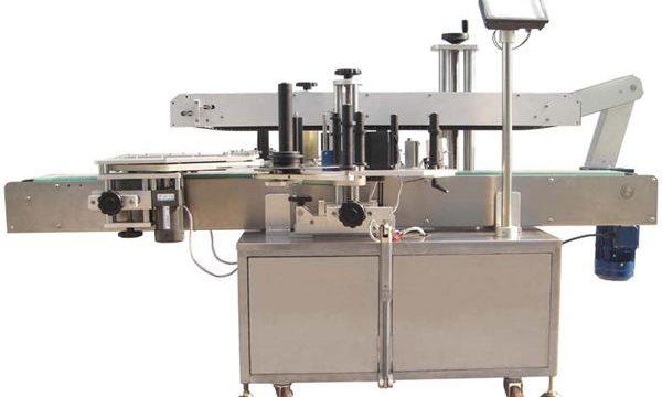 Otomatik Yüksek Hızlı Şişeler Etiketleme Makinesi