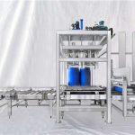 Özelleştirilebilir ESDF Serisi 100-1000L Kapasiteli Büyük Tamburlu Otomatik Dolum Makinesi