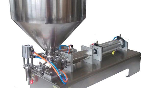 Fabrika Fiyat Manuel Pnömatik Yapıştırma Dolum Makinesi