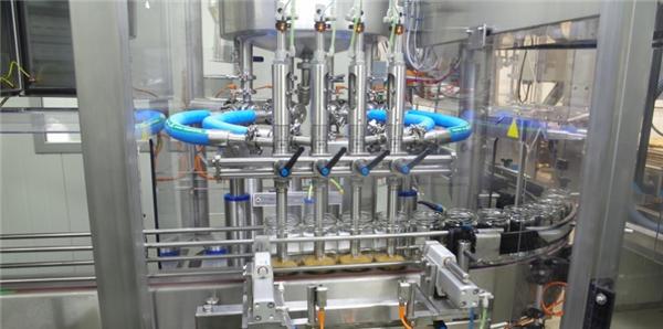 Yüksek Verimli Otomatik Domates Ezmesi Dolum Makinesi