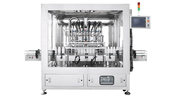 Pistonlu Sıvı Dolum Makinesi