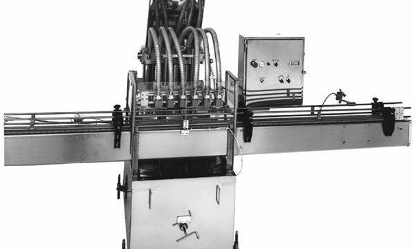 PLC Kontrollü Pistonlu Bitkisel Yağ Dolum Makinesi