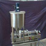 2 Kafalı Yarı Otomatik Sıvı Dolum Makinesi
